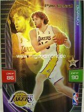 Panini NBA Adrenalyn XL - Pau Gasol - Special
