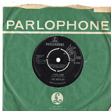 "The Beatles - I Feel Fine 7"" Single 1964 / 1N"