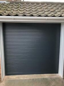 Highest Quality Roller Garage Door With Wireless Safety Edge 5 Year Warranty