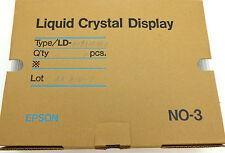75 Epson  AIWA   89-CD4-632-019   LCD Displays  29 Pin Input   89CD4632019   NEW