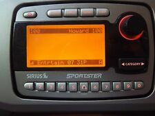 SIRIUS Sportster SPR1 SP-R1 XM satellite radio Only 87.7 --LIFETIME SUBSCRIPTION