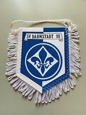 SV Darmstadt 98 fanion vintage football banderin pennant wimpel Germany