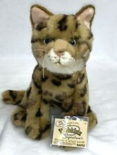 Webkinz Signature Bengal Cat Nwt sealed code tag + Trading Cards