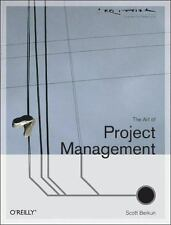 The Art of Project Management Theory in Practice O'Reilly