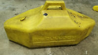 McCULLOCH CHAINSAW STORAGE CASE 1980'S 10-10 10 10 AUTOMATIC OEM COLLECTOR