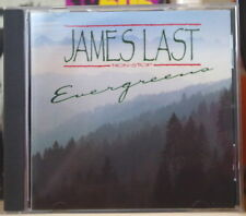 JAMES LAST NON-STOP EVERGREENS COMPACT DISC PICKWICK 1989
