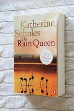 The Rain Queen by Katherine Scholes (Paperback, 2013) New, free postage+tracking