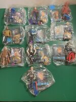 STAR TREK The Next Generation Action Figures Lot Of 10 By Skybox