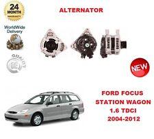Für Ford Focus Kombiwagen MK2 1.6 TDCI 2004-2012 120A Lichtmaschine Einheit