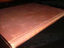 vtg 1948 book LAPPI Lapland Lappland Finnish English Swedish Eila Jokela HC noDJ