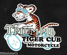 Triumph Motorcycle Decals Amp Stickers Ebay