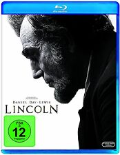 Lincoln/Blu-Ray/Daniel Day-Lewis/S.Field/Tommy Lee Jones/S.Spielberg/Neuware