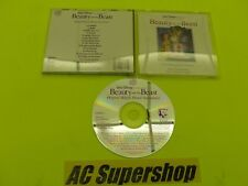 Walt Disney Beauty and the Beast soundtrack - CD Compact Disc