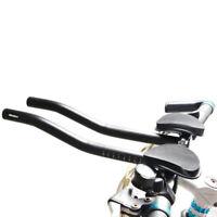 Bike TT Handlebar Cycling Aero Bar Bicycle Racing Arm Rest Relax Handle Bar