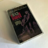 BLACK SABBATH - The Eternal Idol - NEW OLD STOCK -SEALED- Cassette Tape - RARE!!