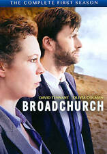 DVD: Broadchurch: Season 1, n/a. Very Good Cond.: Arthur Darvill, David Bradley,
