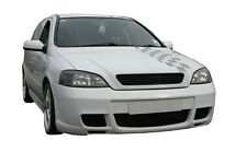 Vauxhall Opel Astra G Mk4 GSi Front Bumper 1998-2005 - Unpainted - Brand New!
