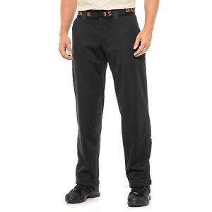 Gage Grundens Anuri Windproof Fleece-Lined Fishing Pants 3XL Adjust-Waist $117