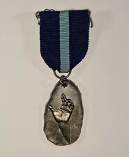 More details for vintage the royal masonic hospital redevelopment & modernisation medal badge