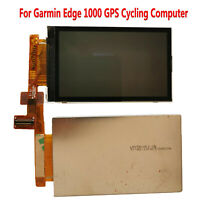 LCD Display Screen Assembly for Garmin Edge 1000 GPS Cycling Computer Black