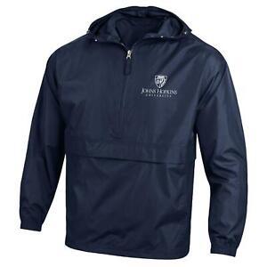 Johns Hopkins University Champion Packable Jacket