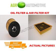 PETROL SERVICE KIT OIL AIR FILTER FOR OPEL INSIGNIA 2.0 220 BHP 2008-