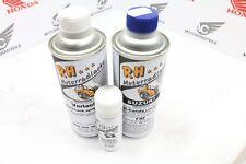 "RH MOTORCYCLE Paint/color Set Suzuki ""YSF CANDY Triton Blue metallizzato"" 375ml"