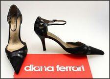 Diana Ferrari Suede Pumps, Classics Heels for Women