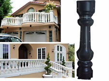 CONCRETE PAVING MOULD GARDEN BALUSTRADE PILLAR POST PEDESTAL 13