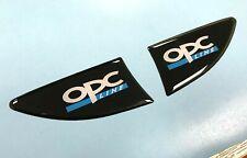 Centro de rueda de aleación Opel Opel OPC Domed Pegatinas X4 Corsa Astra Insignia 55mm