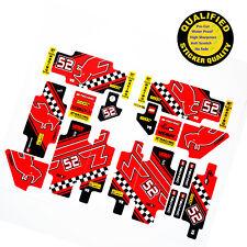 CUSTOM sticker for LEGO 8041 42041 Technic Race Truck