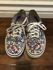 Vans Authentic Womens Skate Shoes Girl's Sneakers 8 Women's