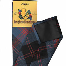 Tartan Tie Clan Angus Ancient Scottish Plaid Ships Free in US