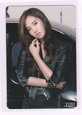 "SNSD GIRLS' GENERATION ""Mr. Taxi "" RDR"" YURI Japan Official Photo Card F/S G509"