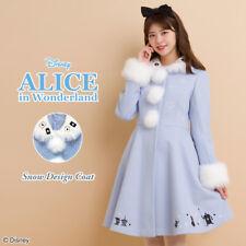 Disney  Alice in Wonderland Coat  for Woman Japan secret honey