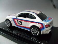 MATCHBOX 2014 Leipzig BMW 1 M Coupe Blanc BMW bolide 1 of 500-Only few left!