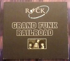 Grand Funk Railroad - Rock Champions (2001) CD Compilation Digipak
