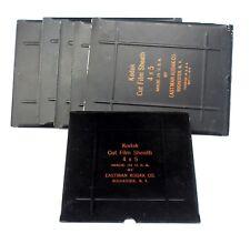 Kodak 4x5 Cut Film Sheaths - set of 6