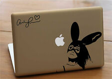 Mac Macbook laptop vinyl decal sticker Ariana Grande 3