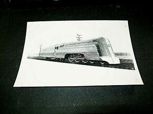 "OLD ENGINE LOCOMOTIVE #118  Vintage Photo 7"" x 5"""