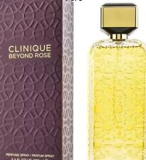 Clinique BEYOND ROSE Perfume Spray 3.4 Oz./100ml New in Box *SEALED*