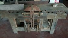antico banco da falegname