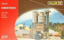 Faller 130474 H0 - Zementwerk NEU & OvP