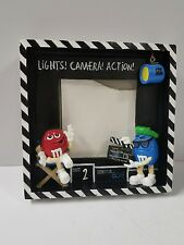 Mars M&M Candy Lights Camera Action Movie Director Picture Photo Frame