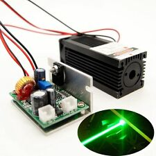 520nm 1000mW Green Laser Module/12V/TTL/Built by Nichia NDG7475