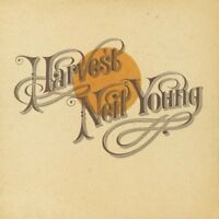 Neil Young Harvest Remastered HDCD CD NEW