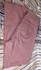 Croft & Barrow Women's Pants Blush Rose Pink 10 Average Stretch