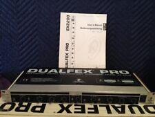 Behringer Ex2200 D 00004000 ualflex Pro Multiband Sound Enhancement Processor
