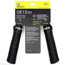 Ergon GE1 Evo Large Ergo Lock-On Handlebar Bike Grips MTB / Enduro bike - Black