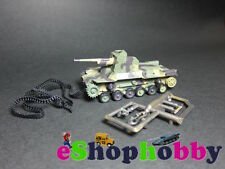 Precise 1:72 Imperial Japanese Ho-Ni Tank Destroyer SelfPropelled Artillery Camo